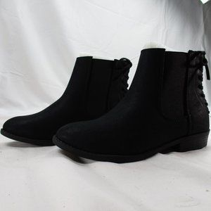 City Classified Women's Size 5.5 Ankle Boots #0186